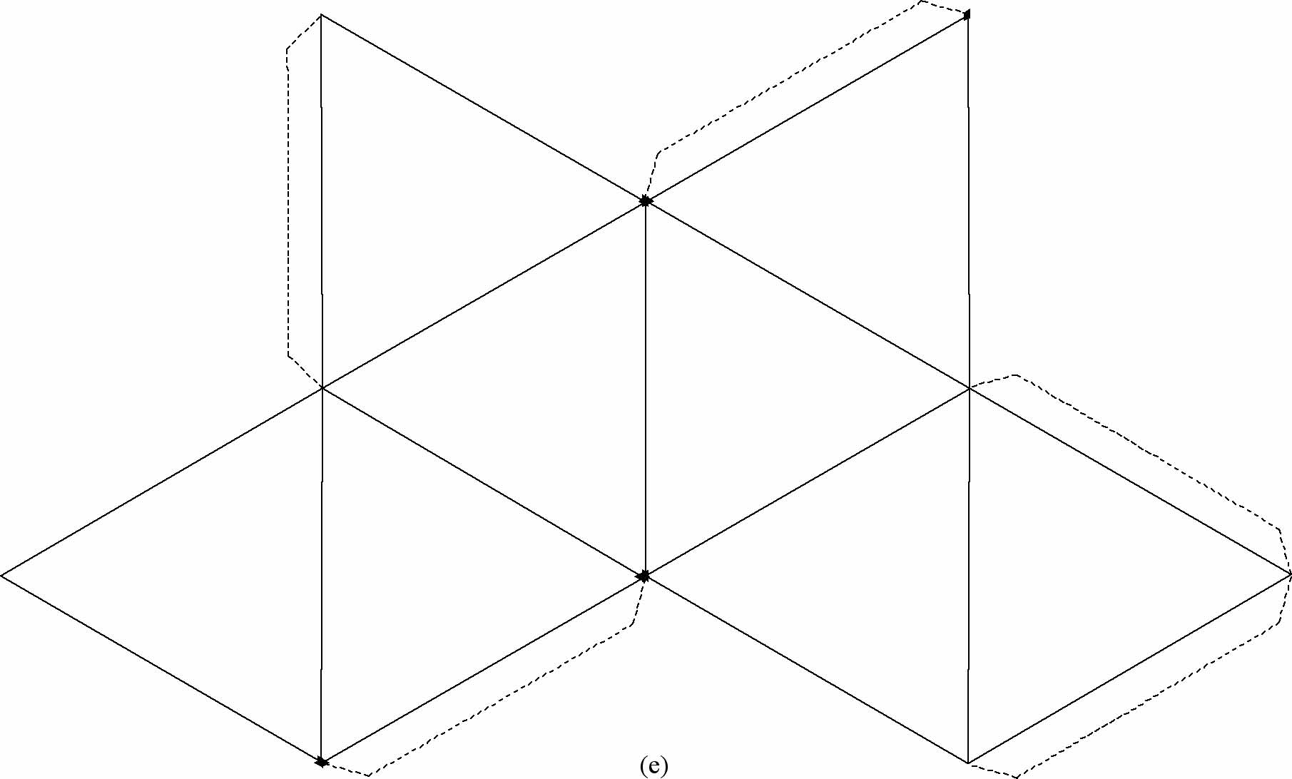 Image Gallery octahedron template